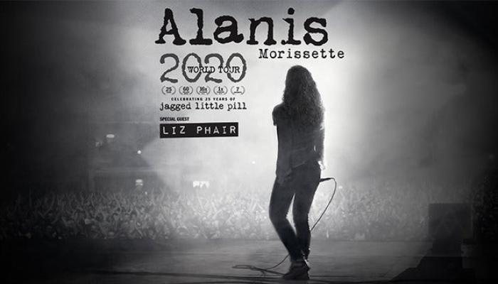 Alanis Morissette | Crystal VIP Package