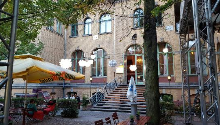 Frannz Club (Kulturbrauerei)