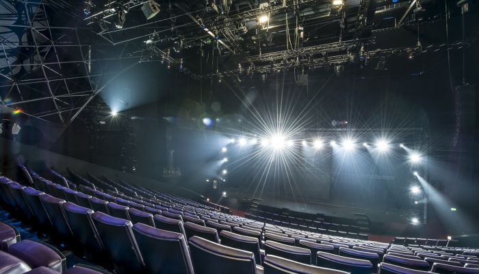 Stage Bluemax Theater