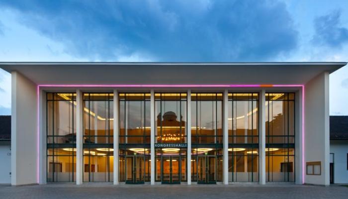 Alte Kongresshalle