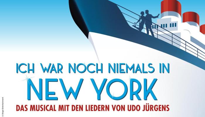 ICH WAR NOCH NIEMALS IN NEW YORK - Berlin 2020