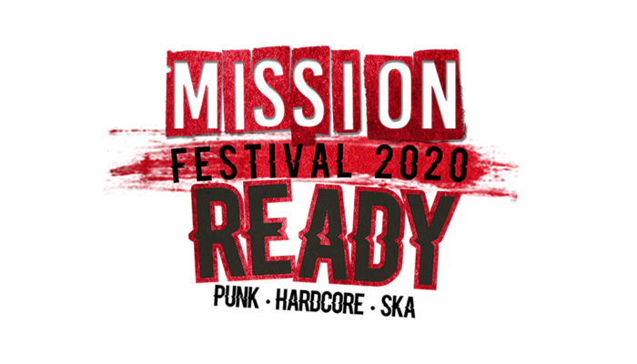 Mission Ready Festival 2020 2021 - Festival Camping mit Zelt