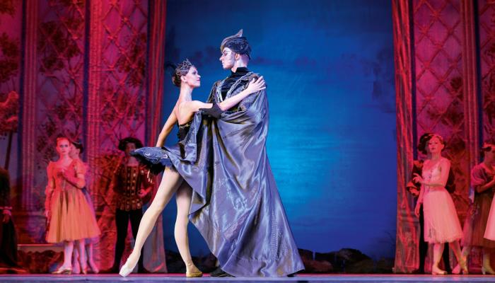 Staatliches Russisches Ballett Moskau: Schwanensee